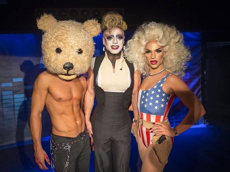 Vienna alternative gay scene
