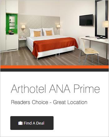 Art Hotel Ana Prime Vienna
