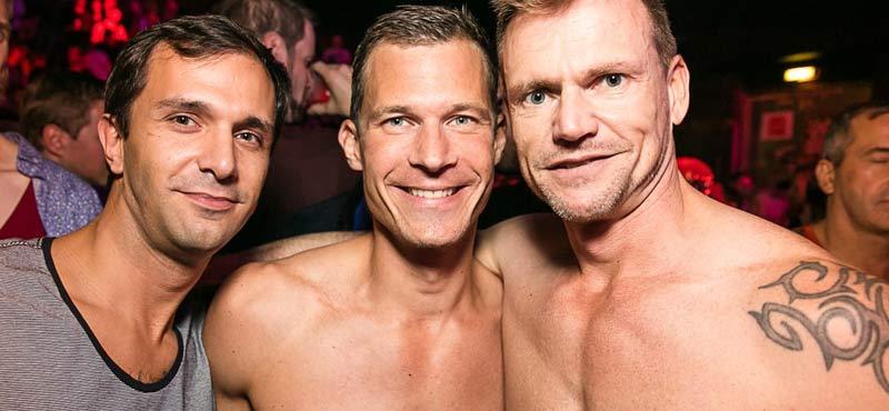 Circus Club Vienna Party